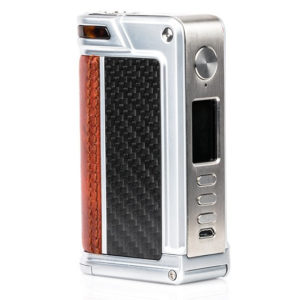 Lost Vape Paranormal DNA 75C Silver Red