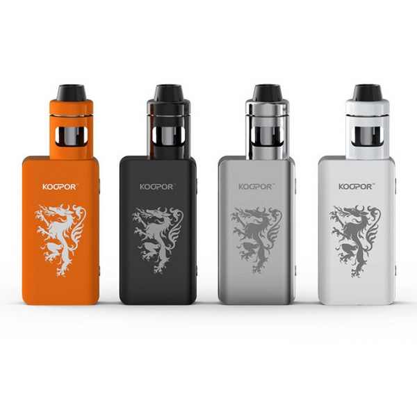 Smok Koopor Knight Kit variaciok