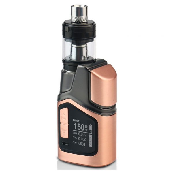 GTRS GT150 150W TC elektromos cigaretta keszlet szinek arany
