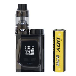 Ijoy Capo 100 elektromos cigaretta keszlet szinek grafitszurke akkuval