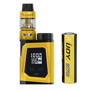 Ijoy Capo 100 elektromos cigaretta keszlet szinek sarga akkuval