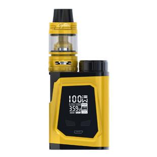 Ijoy Capo 100 elektromos cigaretta keszlet szinek sarga