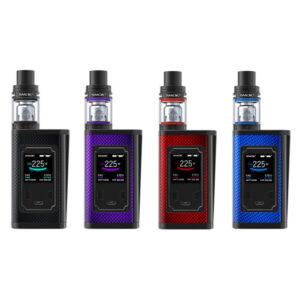 SMOK Majesty 225W TC elektromos cigaretta keszlet TFV8 X-Baby tankkal