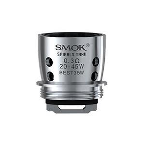 Smok Spirals Plus tank porlasztofej 0-3-ohm