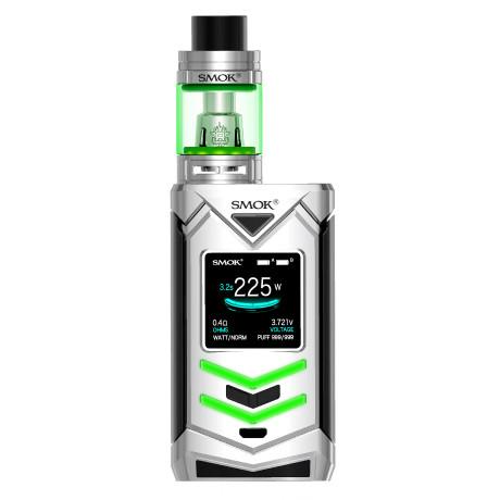 Smok Veneno elektromos cigaretta keszlet szinek ezust-fekete