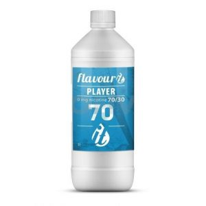 Flavourit nikotinmentes alapfolyadek dripper 70-30 1000ml