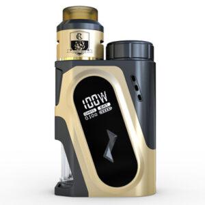 Ijoy Capo SRDA Squonker elektromos cigaretta keszlet arany