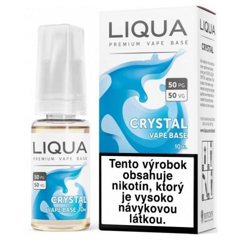 Liqua Crystal nikotinos alapfolyadek