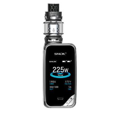 Smok X-Priv elektromos cigaretta keszlet szinek gunmetal