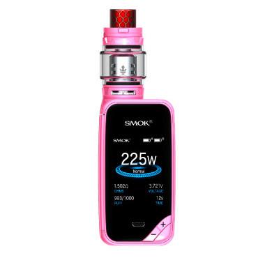 Smok X-Priv elektromos cigaretta keszlet szinek rozsaszin