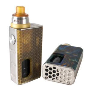 Wismec Luxotic box mod Tobhino tankkal also resz