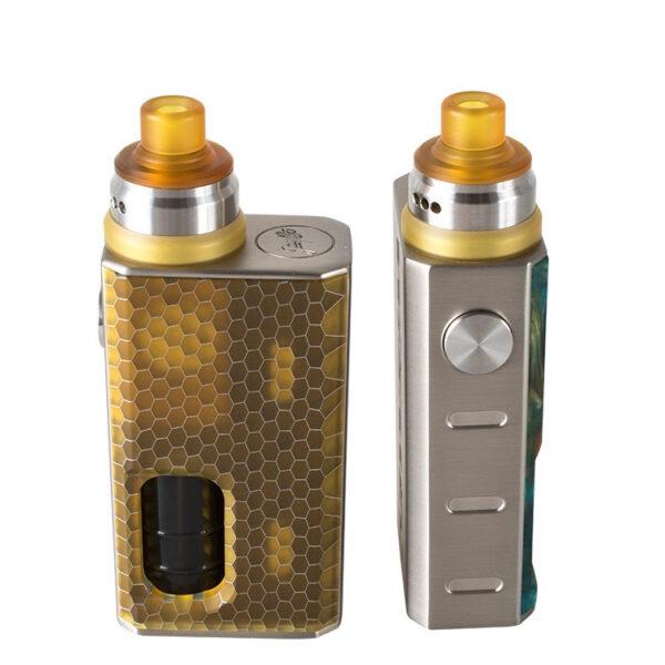 Wismec Luxotic box mod Tobhino tankkal szinek Honeycomb Resin 2