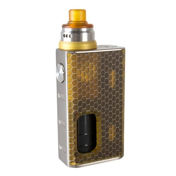 Wismec Luxotic box mod Tobhino tankkal szinek Honeycomb Resin