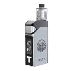 Ijoy Solo V2 elektromos cigaretta keszlet ezust2