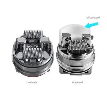 TFV12 Dual Coil RBA szett szilikon