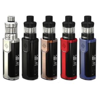 Wismec Sinuous P80 elektromos cigaretta keszlet Elabo Mini tankkal szinek