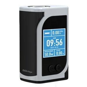 Eleaf Istick Kiya box mod akkumulator 1600 mAh 50W szinek ezust