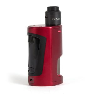 GeekVape Gbox Squonker elektromos cigaretta keszlet 200W TC Radar RDA tankkal szinek Wine Red