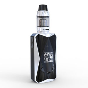 Ijoy Diamond PD270 234W elektromos cigaretta keszlet Captain X3S tankkal feher
