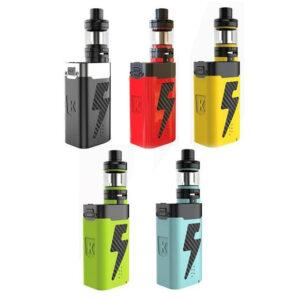 Kangertech Five 6 VW elektromos cigaretta keszlet szinek