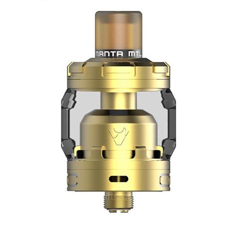 Advken Manta MTL RTA tank szinek arany