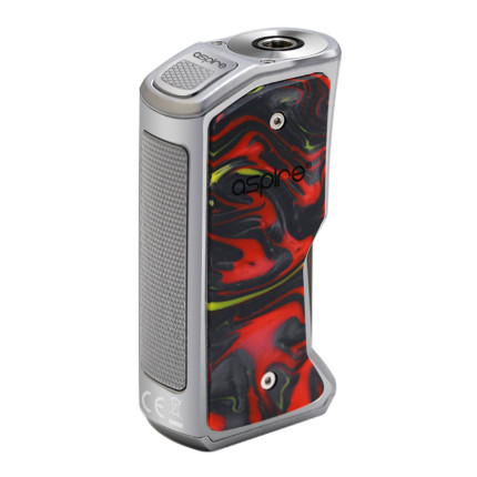 Aspire Feedlink Squonk box mod szinek sunset red