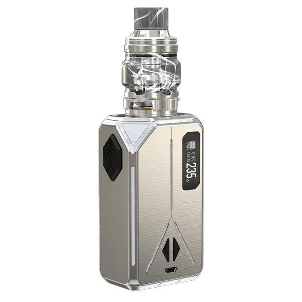 Eleaf Lexicon elektromos cigaretta keszlet Ello Duro tankkal 235W szinek ezust