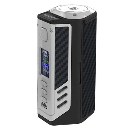 Lost Vape Triade DNA250C mod szinek silver frame black grey kevlar