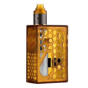 Swedish Vaper Hive Squonk Kit Dinky RDA tankkal szinek honeycomb
