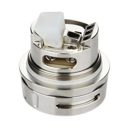 GeekVape Ammit RTA Dual coil tank egy spiral hasznalatahoz blokk