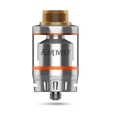 GeekVape Ammit RTA Dual coil tank szinek ezust