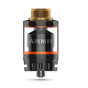 GeekVape Ammit RTA Dual coil tank szinek fekete