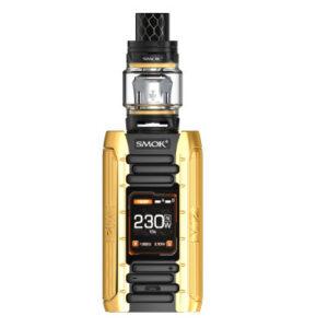 Smok E-Priv elektromos cigaretta keszlet szinek arany