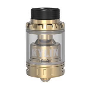 Vandy vape Kylin Mini RTA tank szinek arany