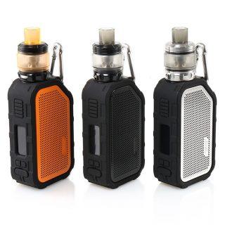 Wismec Active Bluetooth Music TC elektromos cigaretta készlet Amor NS PLUS tankkal 2100 mAh szinek