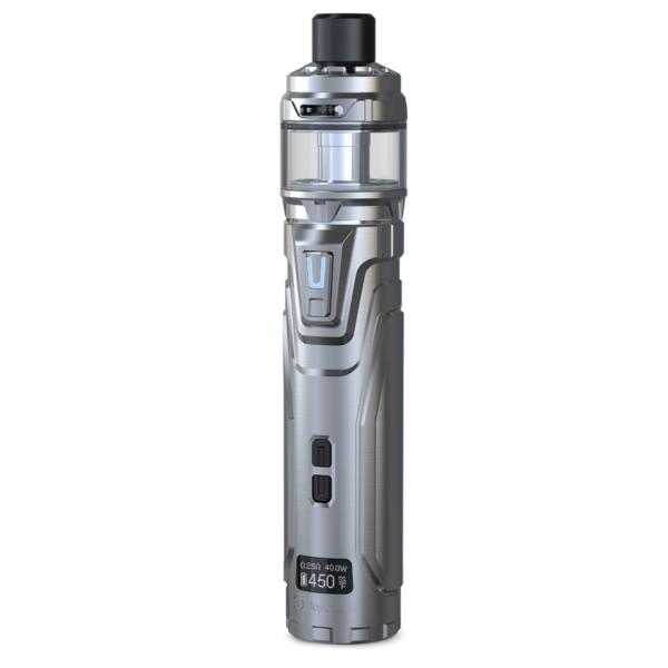 Joyetech ULTEX T80 80W TC elektromos cigaretta keszlet Cubis Max tankkal szinek ezust