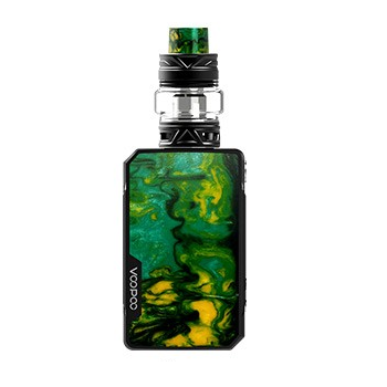 VooPoo Drag Mini elektromos cigaretta keszlet Uforce T2 tankkal Lime