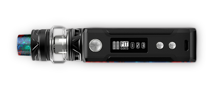 VooPoo Drag Mini elektromos cigaretta keszlet Uforce T2 tankkal kijelzo