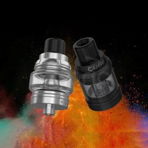 OBS Cube Mini Resin elektromos cigaretta keszlet tank2