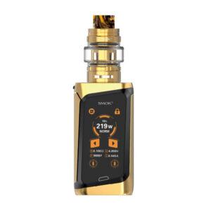 Smok Morph 219W TC elektromos cigaretta keszlet TF tankkal arany
