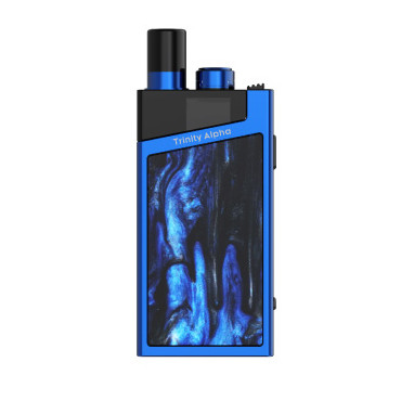 Smok Trinity Alpha Resin Pod prism blue