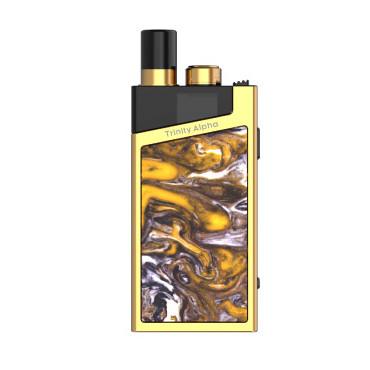Smok Trinity Alpha Resin Pod prism gold