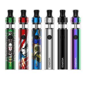 Voopoo Finic 20 elektromos cigaretta keszlet szinek