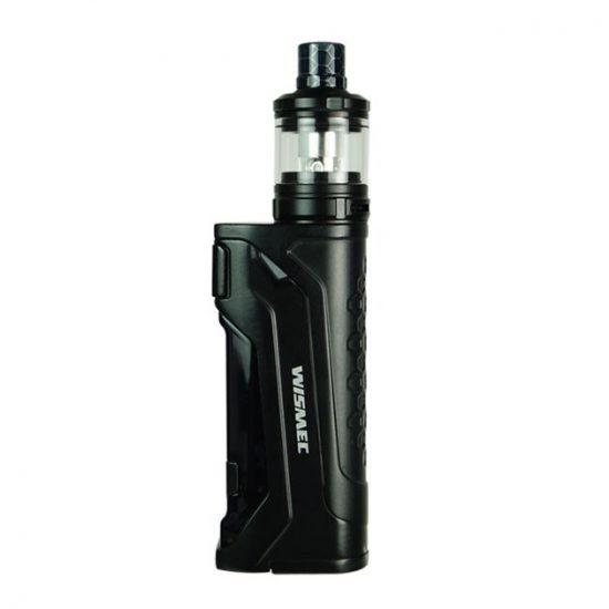 Wismec CB-80 elektromos cigaretta keszlet Amor Pro tankkal fekete