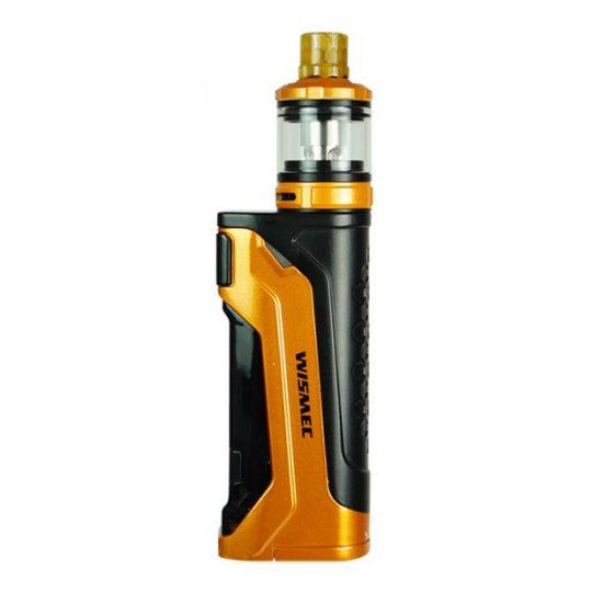 Wismec CB-80 elektromos cigaretta keszlet Amor Pro tankkal narancs