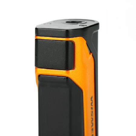 Wismec CB-80 elektromos cigaretta keszlet Amor Pro tankkal vezerlogomb