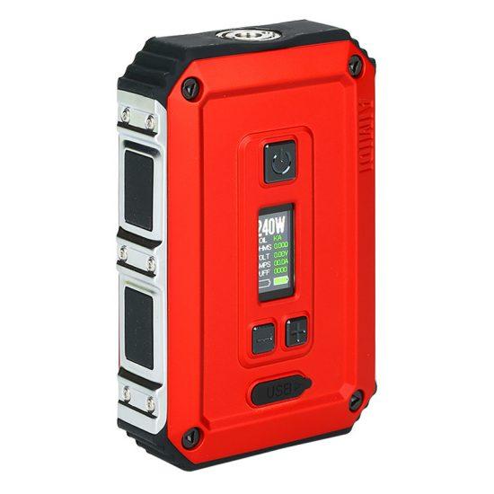 AIMIDI-Tank-T2-240W-TC-Box-MOD piros