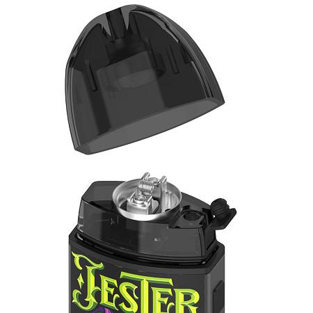 Vapefly Jester DIY pod elektromos cigaretta keszlet liquid toltes