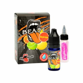 Big Mouth Beast Sunrise Citruszos energiaital aroma