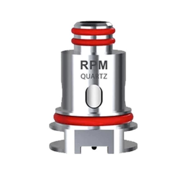 Smok RPM porlasztofejek Quartz 1-2 Ohm
